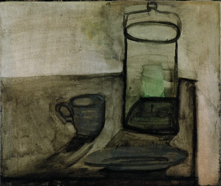 au bocal et à la tasse, 1945_Dora Maar